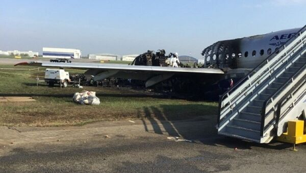 Авиакатастрофа в Шереметьево: СК предъявил обвинения пилоту самолета - Sputnik Беларусь