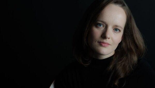 Украінская актрыса тэатра і кіно Марына Кукліна - Sputnik Беларусь