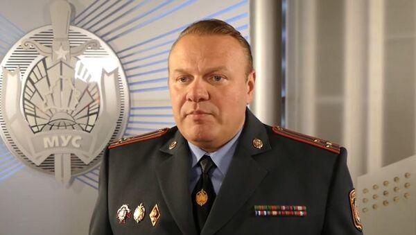 У МУС распавялі, як на выбарах працуе міліцыя - Sputnik Беларусь