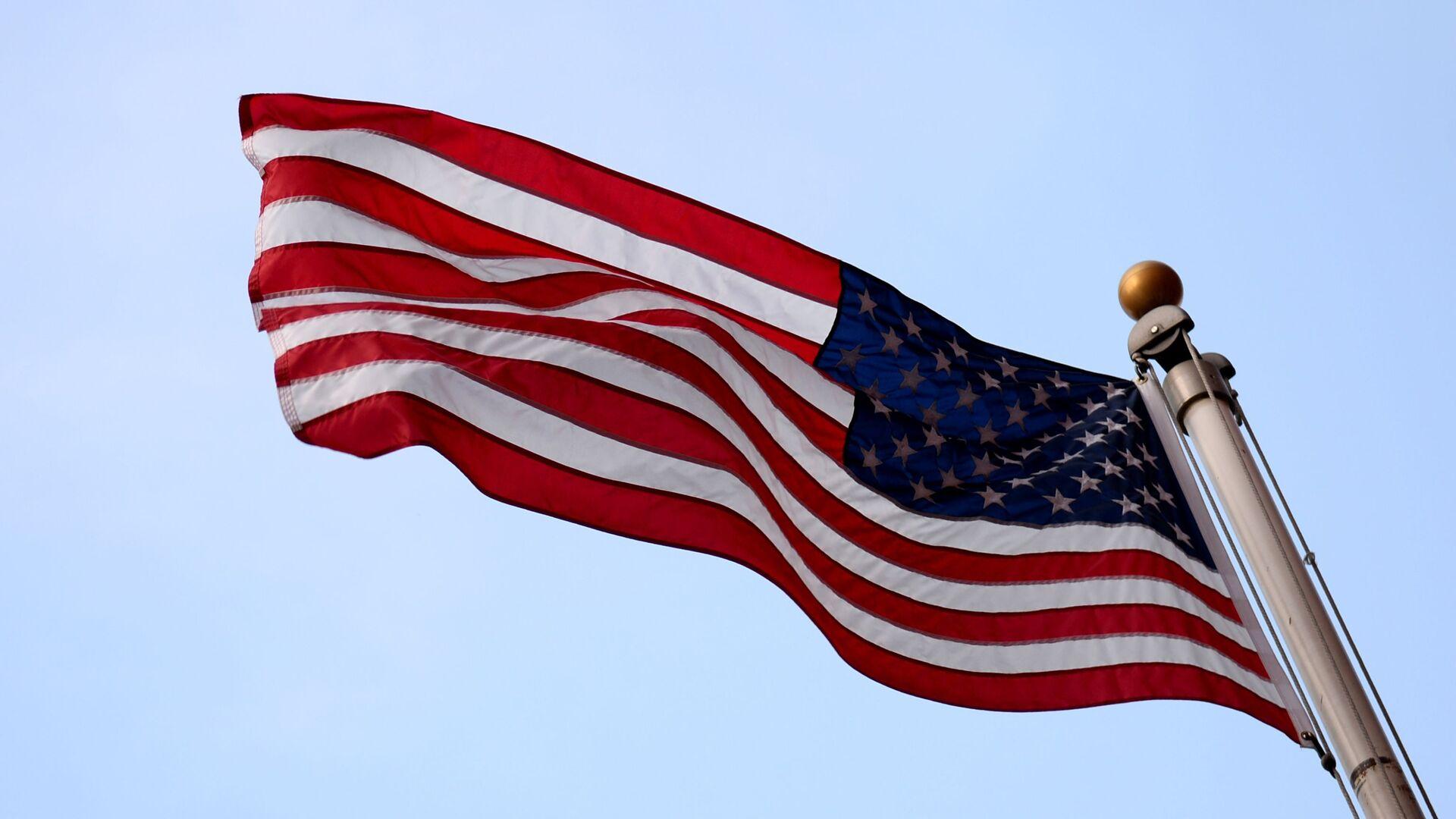 Флаг США - Sputnik Беларусь, 1920, 25.02.2021