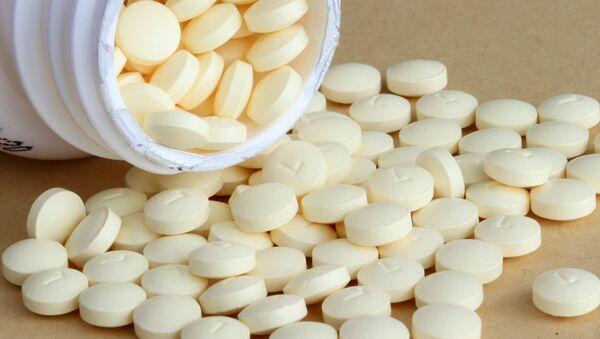 Таблетки, архивное фото - Sputnik Беларусь