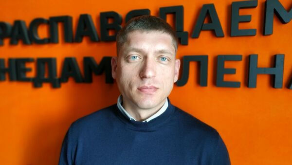 Эканамічны эксперт Аляксей Аўдонін - Sputnik Беларусь