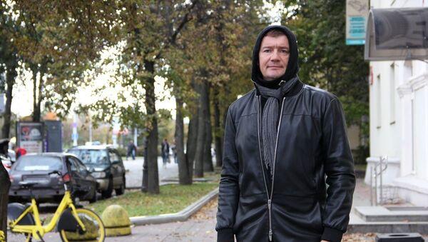 Пісьменнік Ілля Сін - Sputnik Беларусь