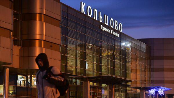 Вид на международный аэропорт Кольцово в Екатеринбурге - Sputnik Беларусь