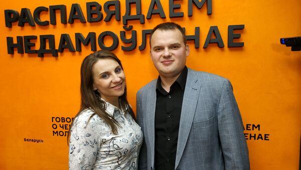 Чабатар - Вярковіч пра юбілей аркестра ГУУС: мы сёння нарасхват - Sputnik Беларусь