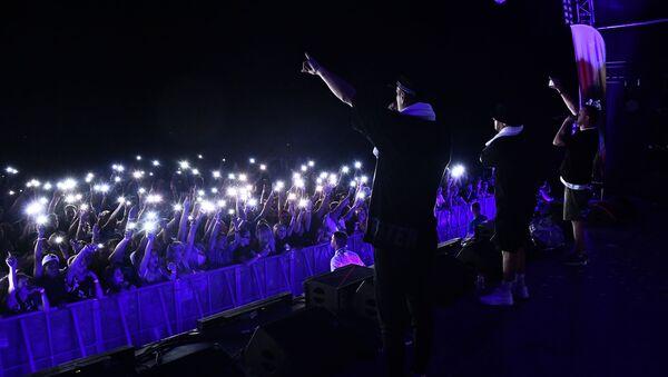 Фестиваль Rap Koktebel  - Sputnik Беларусь