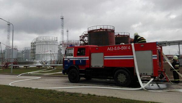 На Островецкой АЭС проходят учения - Sputnik Беларусь
