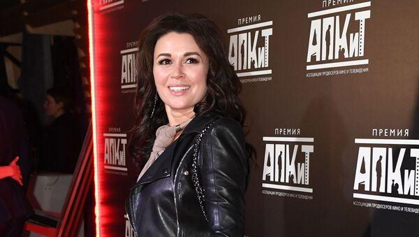 Актриса Анастасия Заворотнюк  - Sputnik Беларусь