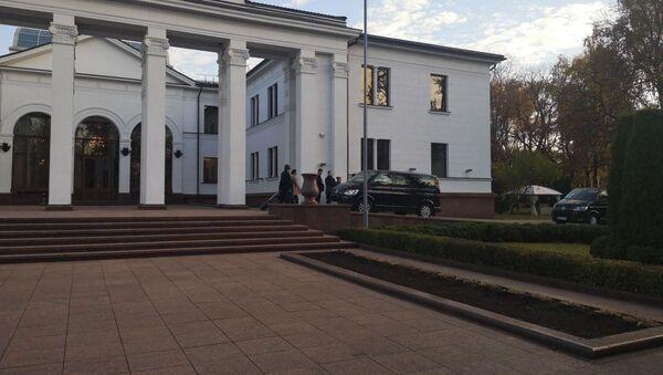 Участники уже покидают переговорную площадку в Минске - Sputnik Беларусь