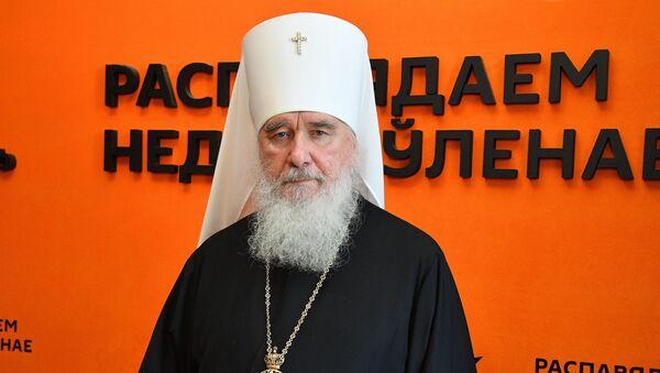 Мітрапаліт аб атэізме: не сказаў бы, што людзі гэтым хваляцца - Sputnik Беларусь