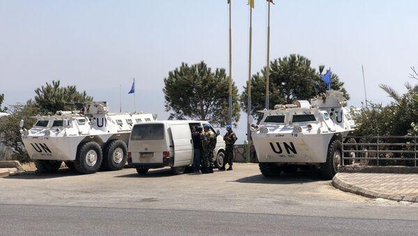 Контингент ООН в Ливане, архивное фото - Sputnik Беларусь