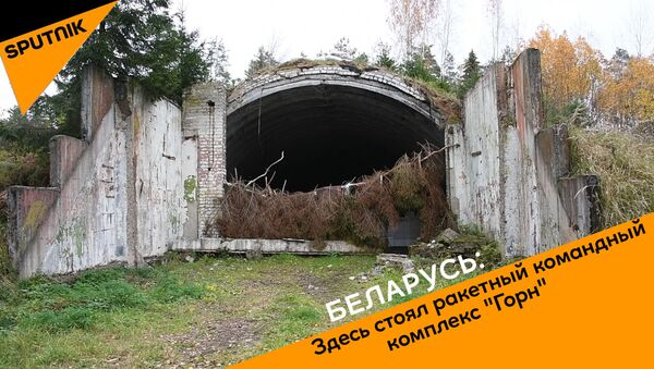 Ракетная часть под Полоцком - Sputnik Беларусь