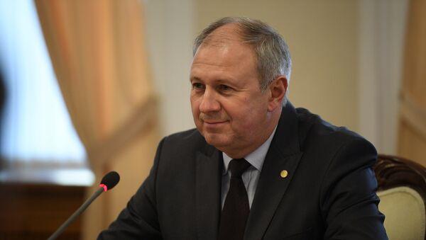 Сергей Румас - Sputnik Беларусь