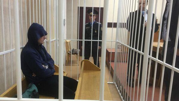 Основной обвиняемый по делу о коммерческом шпионаже в отношении Белтаможсервиса Сергей Суровицкий - Sputnik Беларусь