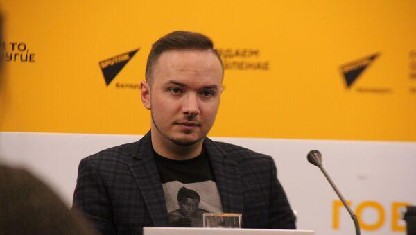 Исполнительный директор Белорусской федерации рукопашного боя и смешанных единоборств Максим Корольков - Sputnik Беларусь