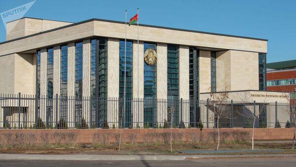 Новое здание посольства Беларуси в Казахстане - Sputnik Беларусь