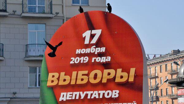 На выбарчых участках правядуць майстар-класы і накормяць юшкай - Sputnik Беларусь