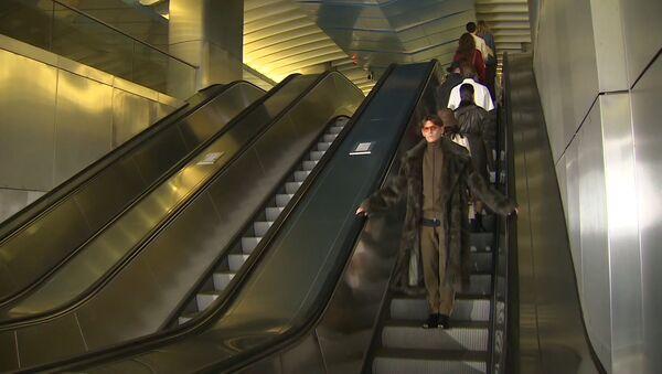 Мода в метро - Sputnik Беларусь