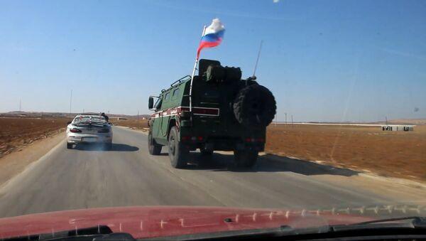 Военная полиция в Сирии - Sputnik Беларусь