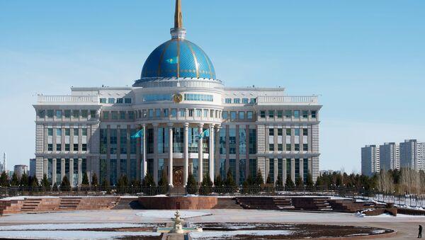 Дворец Президента Республики Казахстан Ак орда - Sputnik Беларусь