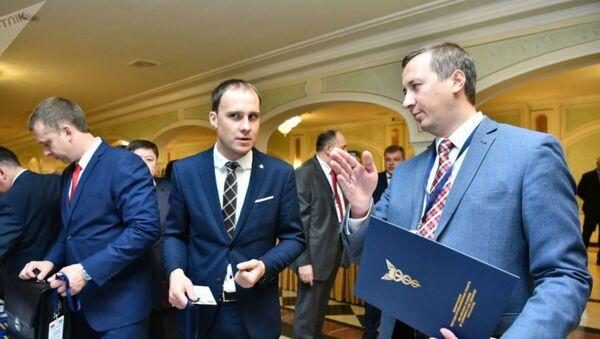 Падчас бізнес-форуму былі падпісаныя кантракты на 75 мільёнаў долараў - Sputnik Беларусь