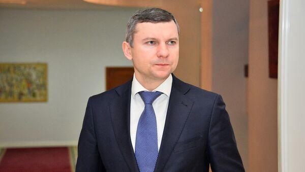 Официальный представитель МИД Анатолий Глаз - Sputnik Беларусь