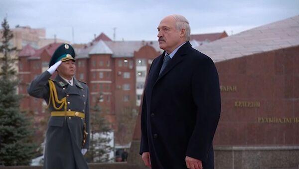 Возложение цветов - Sputnik Беларусь