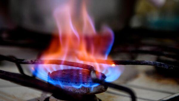 Конфорка газовой плиты в жилом доме - Sputnik Беларусь