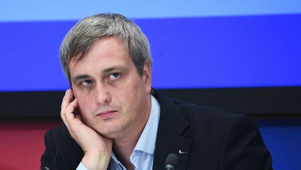 Директор Евразийского коммуникационного центра Алексей Пилько - Sputnik Беларусь