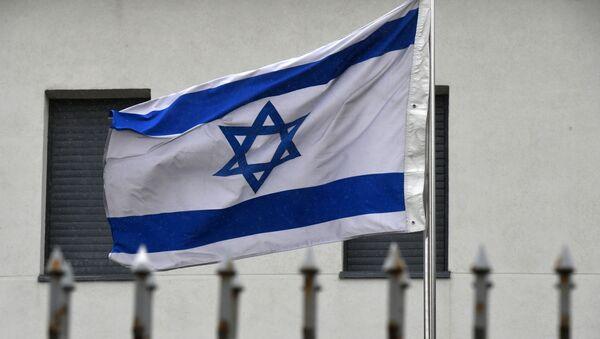 Государственный флаг Израиля - Sputnik Беларусь