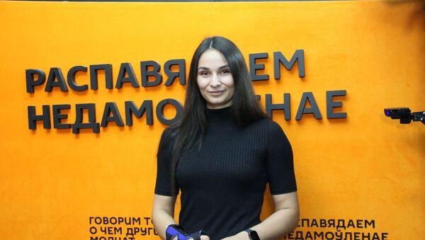 Кавалёва пра бокс, дармаедства, працу вартаўніком і дабрачыннасць - Sputnik Беларусь