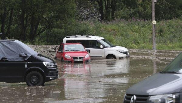 Наводнение во Франции - Sputnik Беларусь