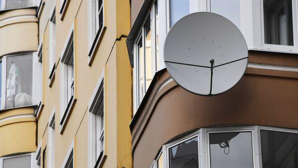 Балкон жилого дома - Sputnik Беларусь