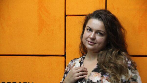Кандыдат медыцынскіх навук Аліна Воўчанка - Sputnik Беларусь
