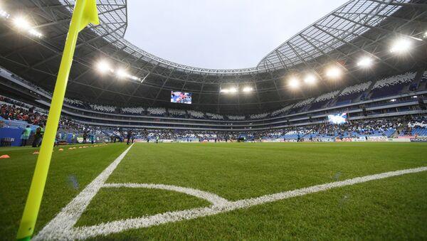 Футбольный стадион Самара Арена - Sputnik Беларусь