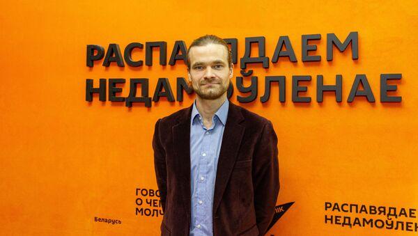 Скрыпач Шышкоў: на сцэне замінае любы кашаль ці шоргат - Sputnik Беларусь