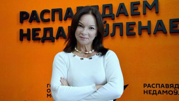 Председатель Международной федерации фитнеса Беларуси Наталья Новожилова - Sputnik Беларусь