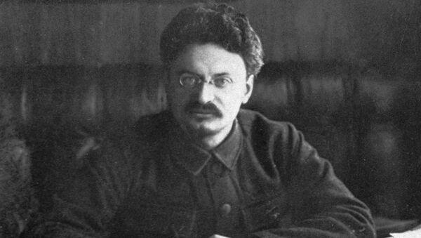 Лев Давидович Троцкий (1879-1840) - Sputnik Беларусь