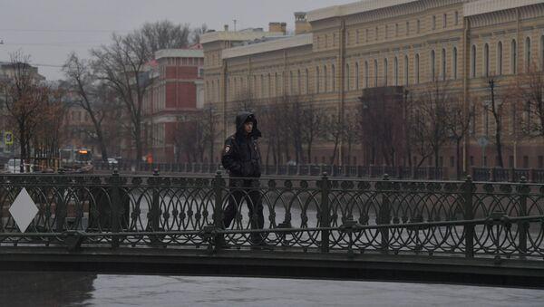 Расследование убийства в Санкт-Петербурге - Sputnik Беларусь