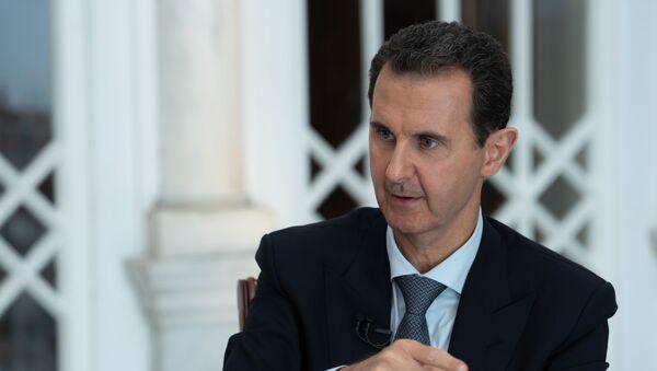 Президент Сирии Башар Асад - Sputnik Беларусь