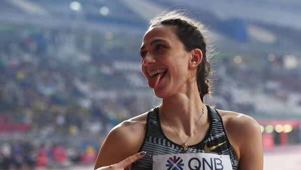 Российская спортсменка Мария Ласицкене  - Sputnik Беларусь