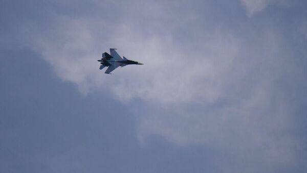 Истребитель Су-30СМ - Sputnik Беларусь