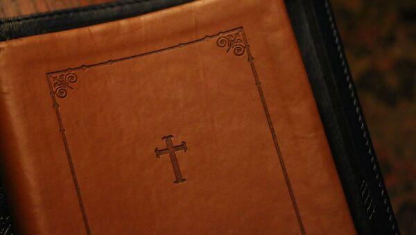 Библия, архивное фото - Sputnik Беларусь