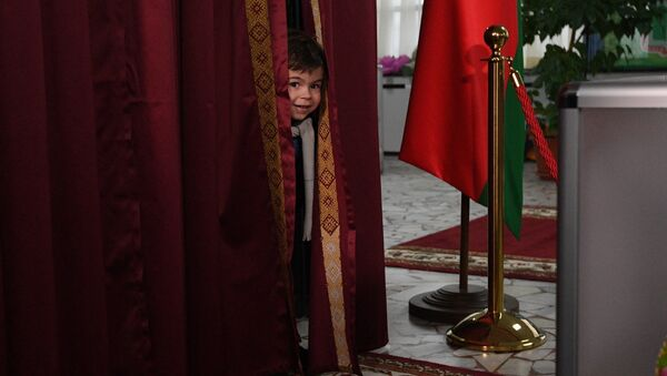 Парламентские выборы Беларуси 2019 - Sputnik Беларусь