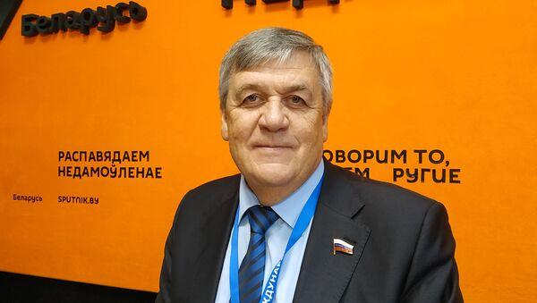 Депутат Госдумы РФ о парламентских выборах в Беларуси - Sputnik Беларусь