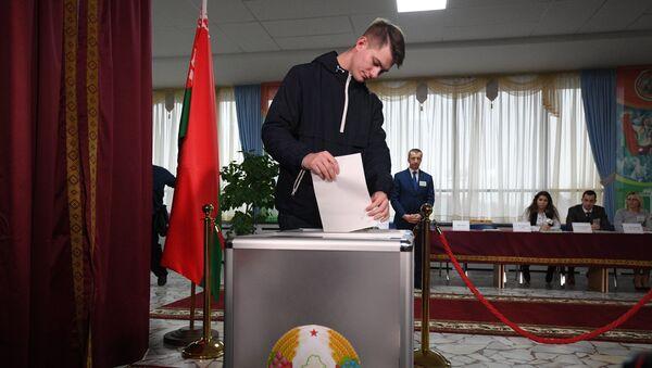 Парламенцкія выбары 2019 - Sputnik Беларусь