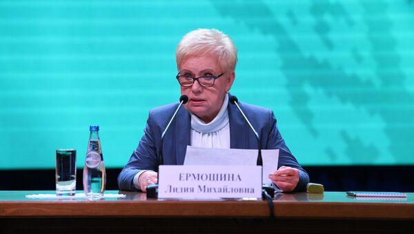 Прэс-канферэнцыя Лідзіі Ярмошынай - Sputnik Беларусь