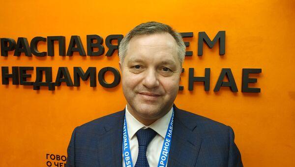 Кабіцкі: эксперты з 9 краін, якія ўваходзяць у МПА СНД, зрабілі вялікую працу - Sputnik Беларусь