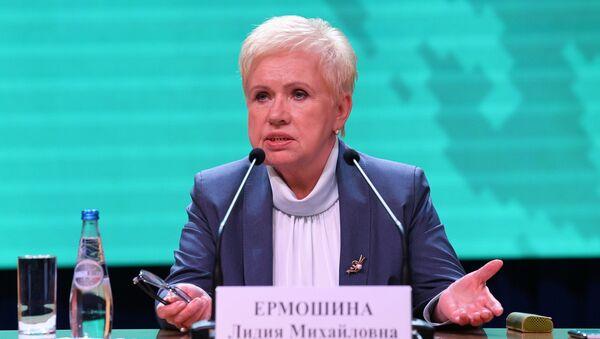Председатель Центризбиркома Беларуси Лилия Ермошина - Sputnik Беларусь