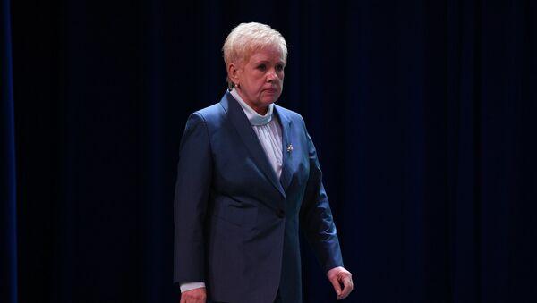 Старшыня Цэнтрвыбаркама Беларусі Лідзія Ярмошына - Sputnik Беларусь